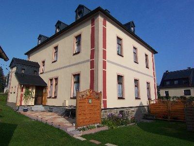 Pension Erzgebirge, Loipen